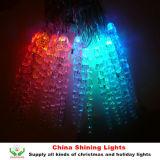Luces de la Navidad de la decoración del LED