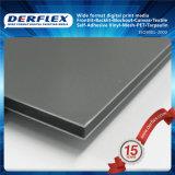Precio de fábrica ULTRAVIOLETA de la impresión de la hoja rígida del PVC