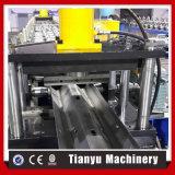 rolo do Guardrail da estrada do feixe de W da espessura de 3-4mm que dá forma à máquina