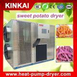 Forno vegetal do secador da cebola da máquina de secagem de ar quente na venda
