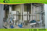 10T、15Tの20T大豆油の精錬のプラント(等級1)