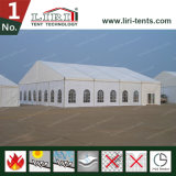 Tende di alluminio all'ingrosso di cerimonia nuziale 25X15 con i muri laterali liberi della finestra del PVC
