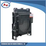 D320A: Radiatore di alluminio per il gruppo elettrogeno diesel