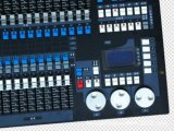 판매 국제 기준 2PCS 장치 DJ 512 DMX 관제사 장비 디스코가 동위 단계를 위한 1024년 관제사에 의하여 점화한다