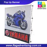 3X3 oder 3X4 Werbung Polyester Pop Up Banner mit Aluminiumrahmen