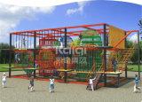 Sporten Atrractions van de Speelplaats van de Kinderen van de Grootte van Kaiqi de Grote Openlucht met Sommige Activiteiten van het Avontuur