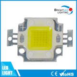 ISO9001 Fornecedor Diodo Emissor de Luz Branco Puro/fresco de 20W do Poder Superior com RoHS