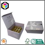 Коробка лоснистого картона печати цвета политуры бумажная пересылая