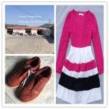 Одежда первого класса оптовая используемая, используемые одежды в Bales от Китая, горячие одежды второй руки надувательства для африканского рынка (FCD-002)