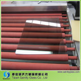 3mm-10mm Tempered Color Glass /Stained Glass/Brown Color Glass/l'Europe Grey Color Glass