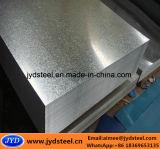 Traitement de surface galvanisé Plaque en acier galvanisé