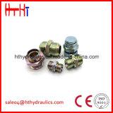 4c/4D Metirc Mann 24 Grad-Kegel-Stecker-hydraulisches Rohranschluss-Stück