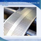Metallo perforato per i filtri automatici