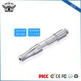 Atomizador de cristal vendedor caliente 0.5ml del vaporizador del cigarrillo de E para la pluma de Vape