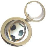 Keyring del metal para el regalo de Keychain de los deportes