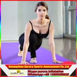 De beste Mat van de Yoga van de Kwaliteit Opblaasbare