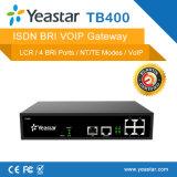 Entrada portuaria de Neogate 4 Bri VoIP Bri