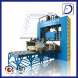 Máquina de corte da guilhotina do metal Q15-200 quadrado