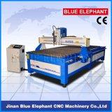 Maquinaria del corte del plasma del CNC de la buena calidad Ele1530 para el corte inoxidable