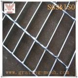 Gratings van het roestvrij staal voor het Loopvlak van de Trede