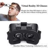 Пластичное Version 1080P Google Cardboard 2-ое Generation Vr Box II 2.0 3D Glasses Vr Glasses Virtual Reality