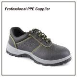 Doppelte Schreibdichte PU-Einspritzung-Sommer-Sicherheits-Schuhe