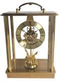 Латунные часы подарка сувенира