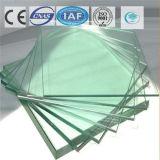 color de 2-19m m/vidrio de flotador plano teñido/claro para el edificio/la decoración