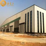 Аттестованная CE мастерская стальной структуры качества (SS-366)