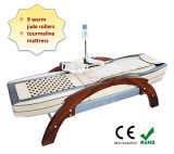 CE médico Tourmaline y Jade Mattress Thermal Massage Bed