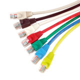 Cabo Soild Cable UTP FTP Cat5e Cable LAN Cable de red