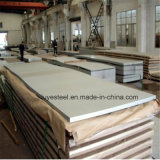 Hoja del material para techos del acero inoxidable de ASTM 310S/En 1.4845 de la placa