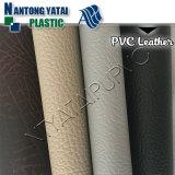 自動シートのための耐久のシリコーンの家具製造販売業PVC革