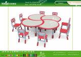 Таблицы и стулы мебели детсада Kaiqi