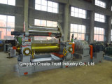 ゴム開いた製造所、ゴム製混合物2ロール製造所、22のインチの混合製造所のセリウムISO9001 SGS