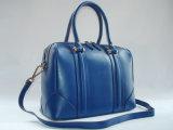 Los últimos diseños elegantes de los bolsos del cuero genuino para las colecciones de las mujeres
