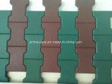 Gummimatten-Spielplatz-Bodenbelag-Sicherheits-Matten-Gummifliese mit verschiedenem Typen
