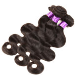 Onda brasiliana del corpo dei capelli del Virgin 3 gruppi del Virgin dei capelli umani del tessuto dei capelli dei gruppi brasiliani non trattati del tessuto dell'onda brasiliana del corpo