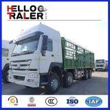 Camion pesante di Bulker del carico di Sinotruk 8X4 HOWO 40t