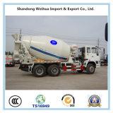 Rimorchio della betoniera di 8 Cbm semi con un formato di 9100*2.496*3800mm