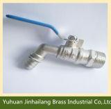 Robinet en laiton de Bibcock de valve à sens unique de l'eau