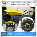 carrinho de mão de roda resistente da capacidade 90L grande