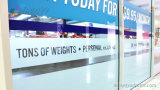 Indoordigital Printing Company Wand Selbst-Adheaive Aufkleber des Büro-Glas-/Fenster