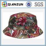 カスタムパターンデジタルによって印刷されるバケツの帽子
