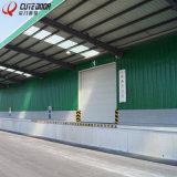 CCC Binnenlandse Deur van de Garage van het Profiel van het Aluminium van de Verkoop van het Certificaat de Hete Commerciële Industriële