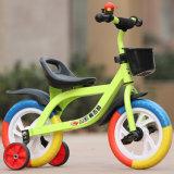 훈련 바퀴 2-7years를 가진 Pushbar 아이 세발자전거를 가진 아기 자전거 또는 Trike