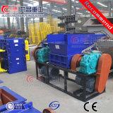 Neumático que recicla la desfibradora para la desfibradora doble del eje con calidad grande