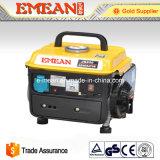 650W 소형 2개의 치기 휴대용 가솔린 발전기