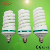 Lâmpada de poupança de energia em forma de espiral completa, luz (alta potência)