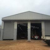 Stahlkonstruktion-Auto-Reparatur-Werkstatt für Uruguay
